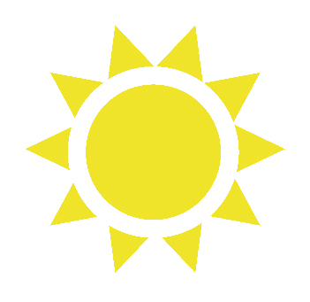 Weather Icon Sunny | www.pixshark.com - Images Galleries ...