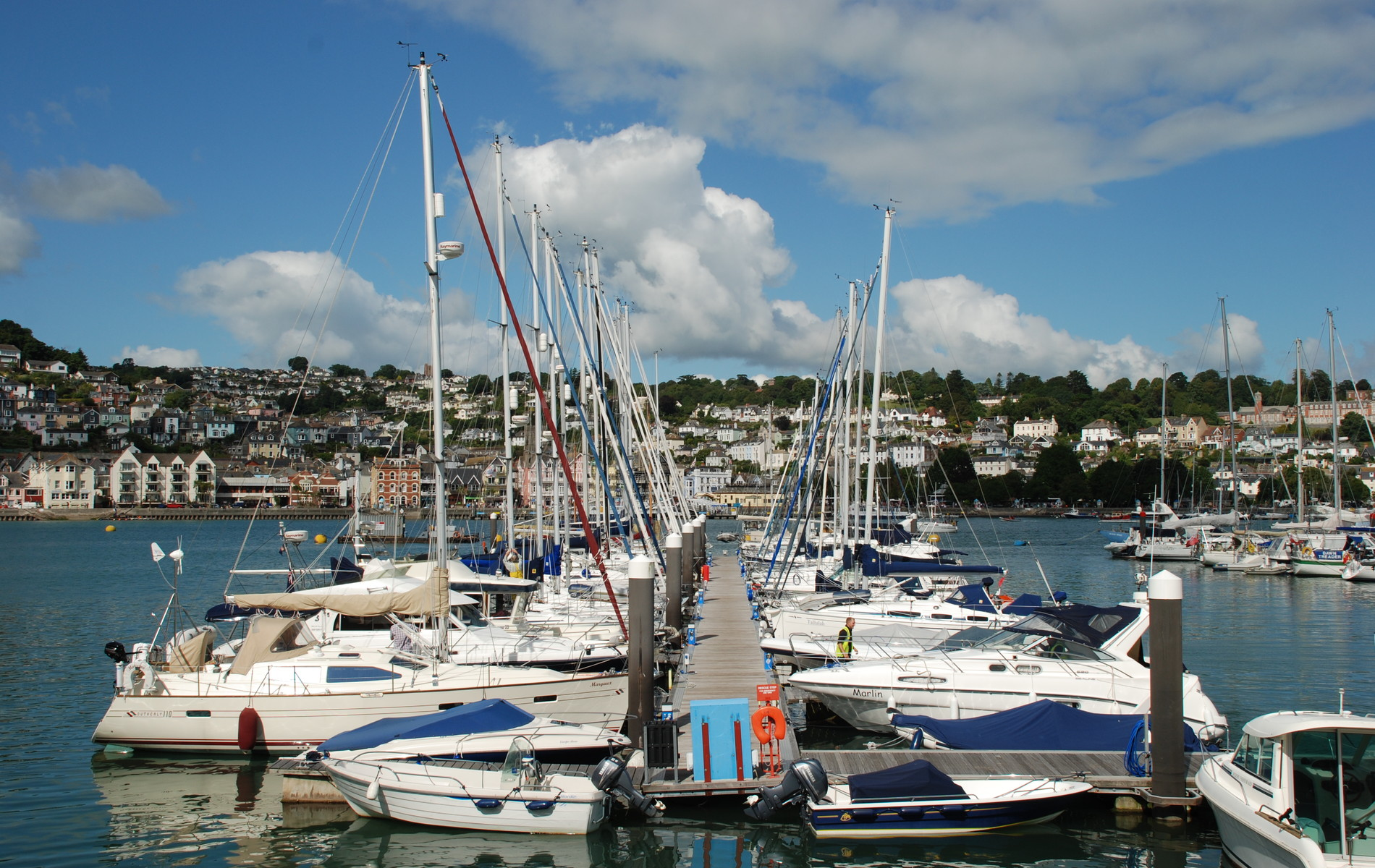 Marina Facilities