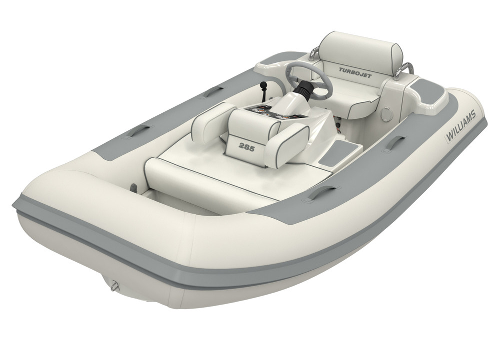The 285 by Williams Jet Tenders | Darthaven Marina