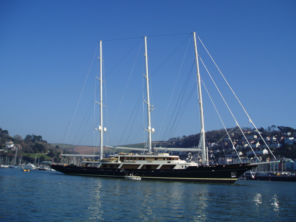 Visiting Us By Boat Darthaven Marina