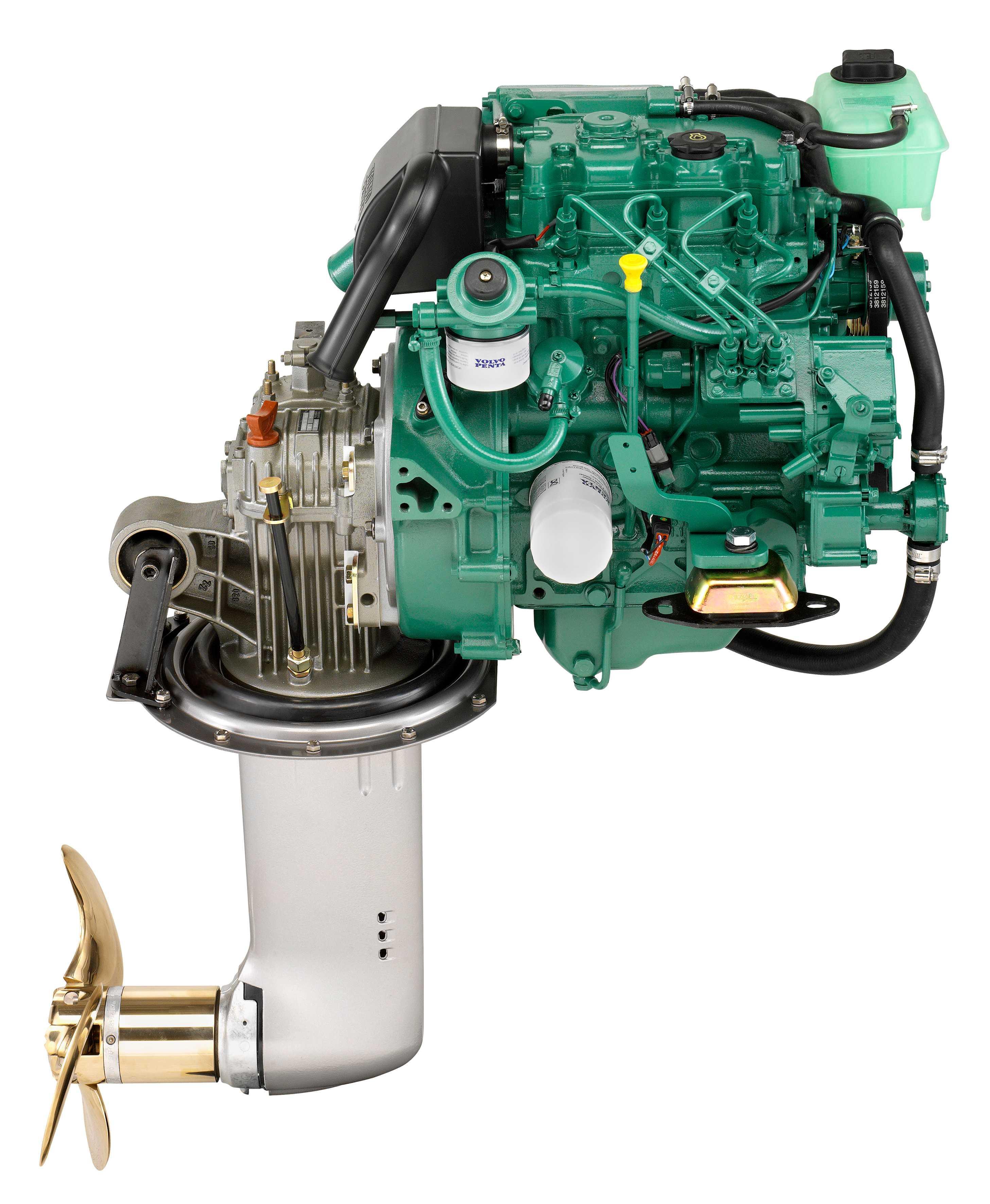 Dealerships & Product Volvo Penta Sailboat D1-30